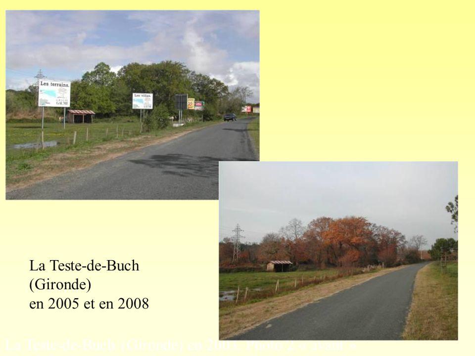 Blanquefort : limitation de la hauteur par rapport à la voie