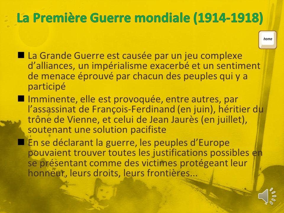 la France de 1901 à 1914 La France vit alors une période de grande prospérité sur tous les plans : socioéconomique, politique, etc.