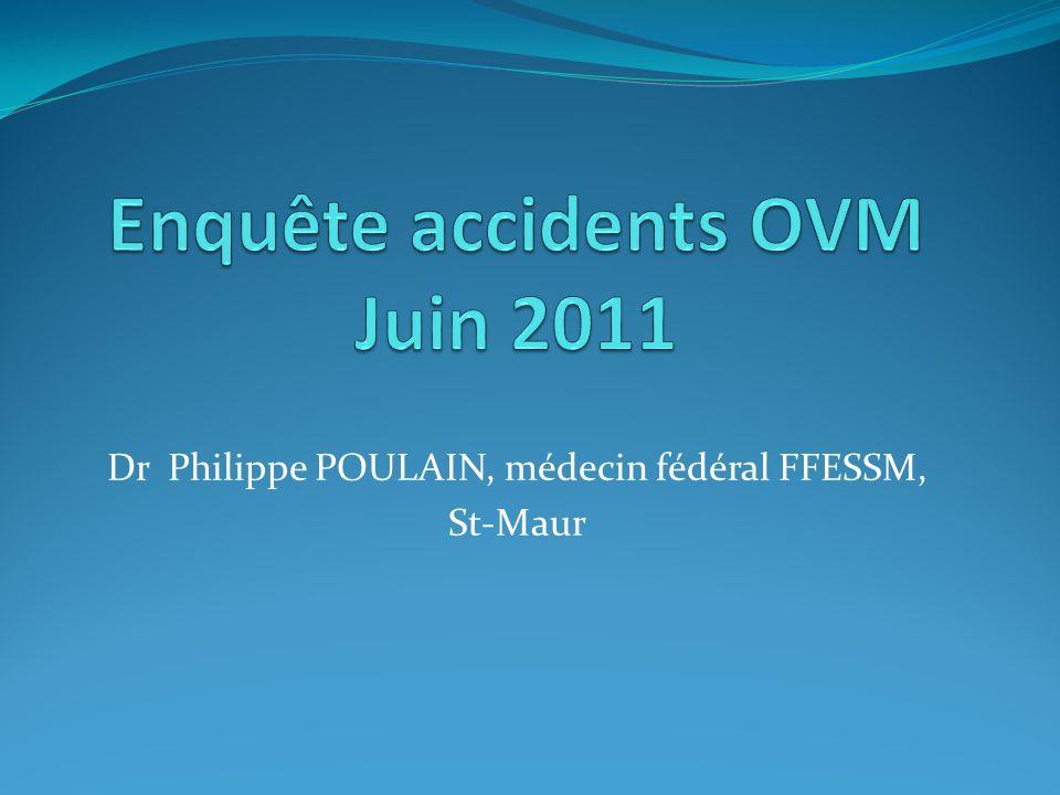 Dr Philippe POULAIN, médecin fédéral FFESSM, St-Maur