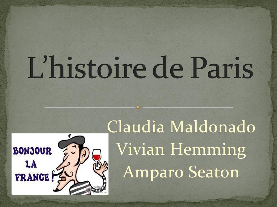 Claudia Maldonado Vivian Hemming Amparo Seaton