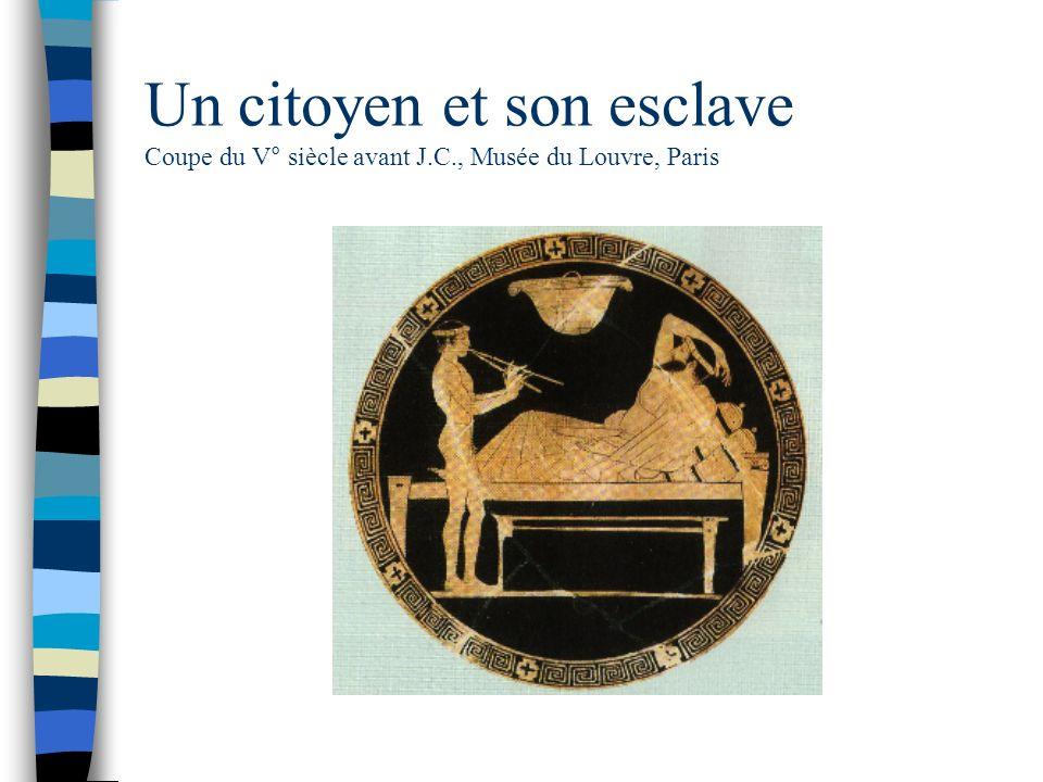 Un sacrifice Coupe grecque, V° siècle avant J.C., Musée du Louvre, Paris