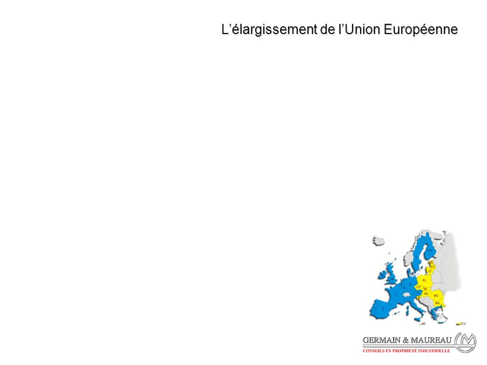 Lélargissement de lUnion Européenne