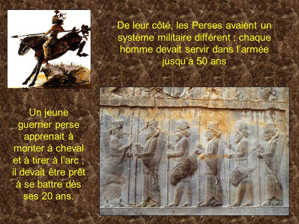 Olivier Ménard, EDU 7492, printemps 2001.De quoi est constituée la panoplie dun hoplite moyen .