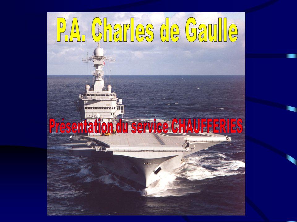LE P.A. CHARLES DE GAULLE