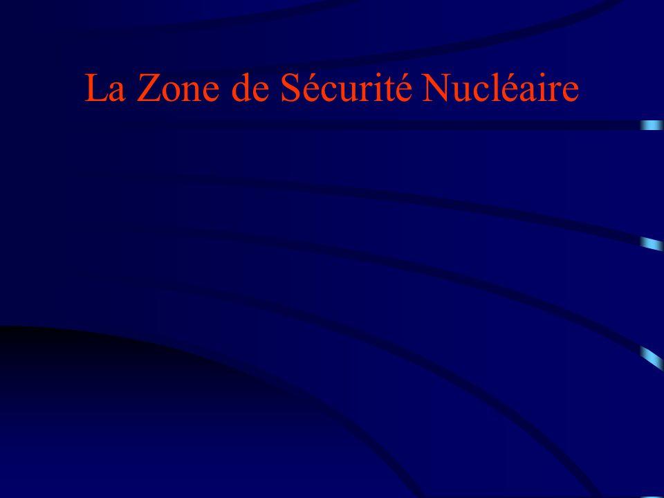 La Zone de Sécurité Nucléaire