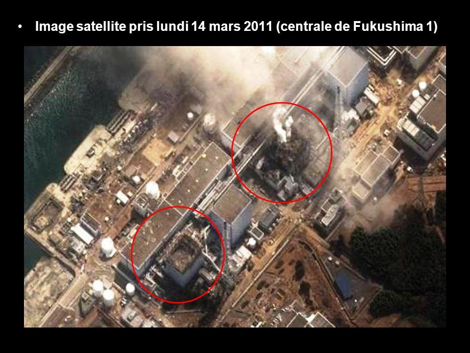 Le séisme et le tsunami ont endommagé 7 réacteurs de deux centrales les 7 réacteurs en activité lors du séisme des centrales de Fukushima Daichi (3 ré