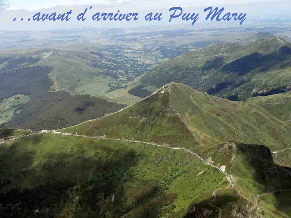 Survol du Puy Griou…