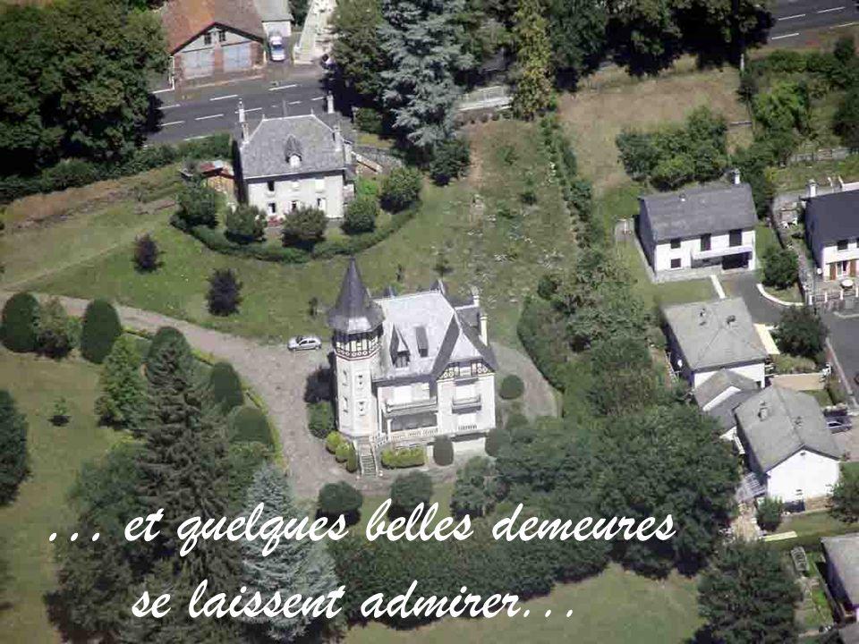 Polminhac, le château de Pesteils…