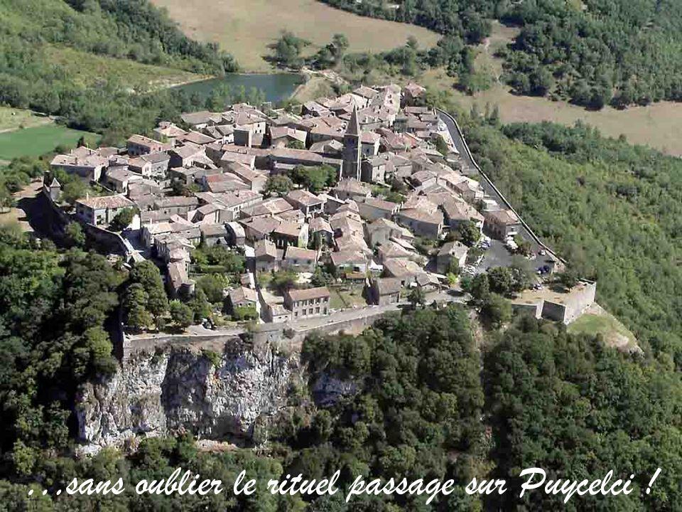 Retour vers Gaillac par lAveyron et Montbazens…