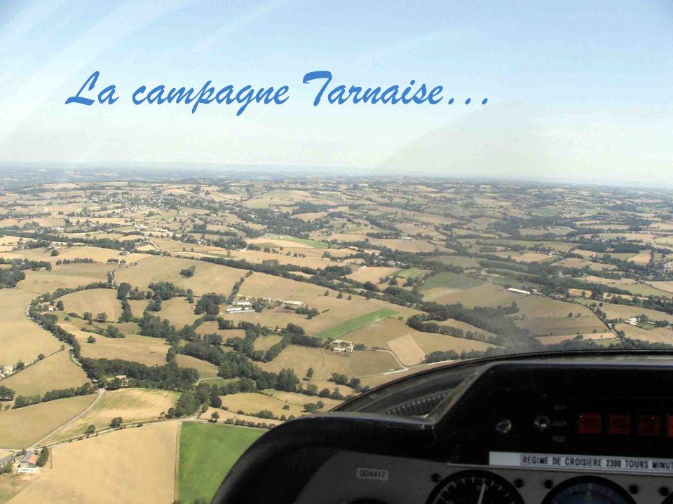 La campagne Tarnaise…
