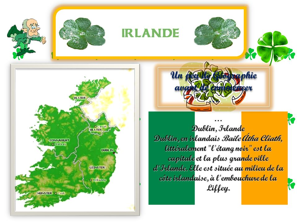 Cork est la 2ème plus grande ville et le principal port dIrlande.