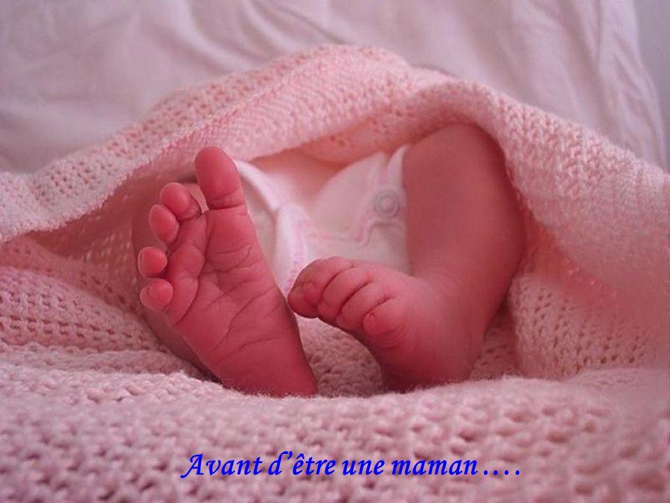 Avant dêtre une maman.…