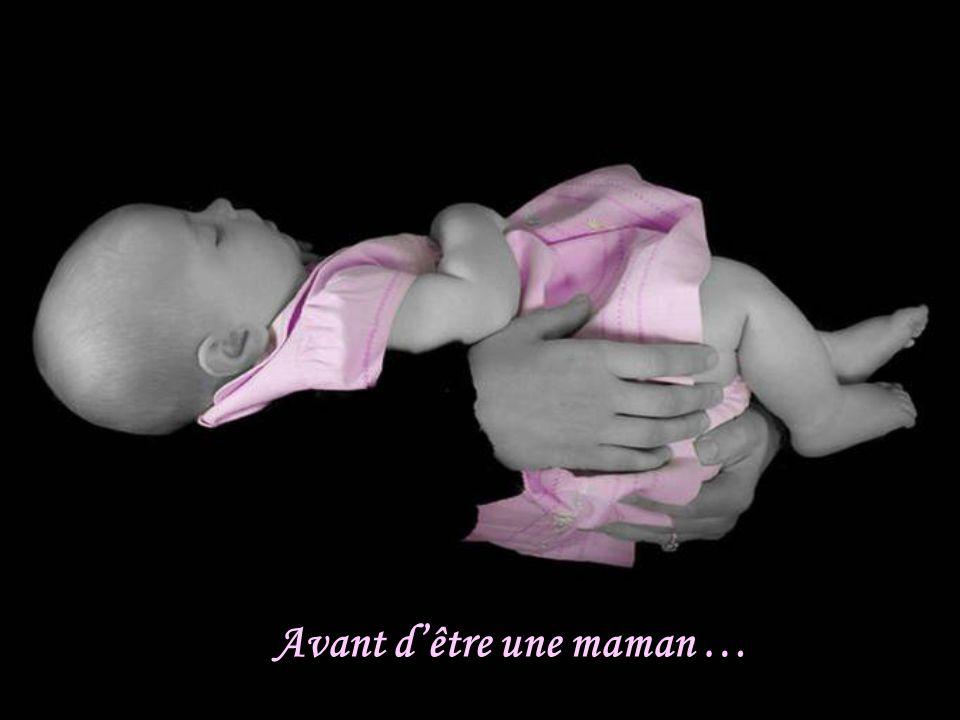 Avant dêtre une maman …