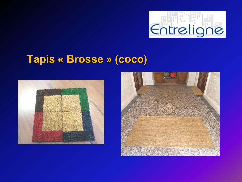 Tapis « Brosse » (coco)