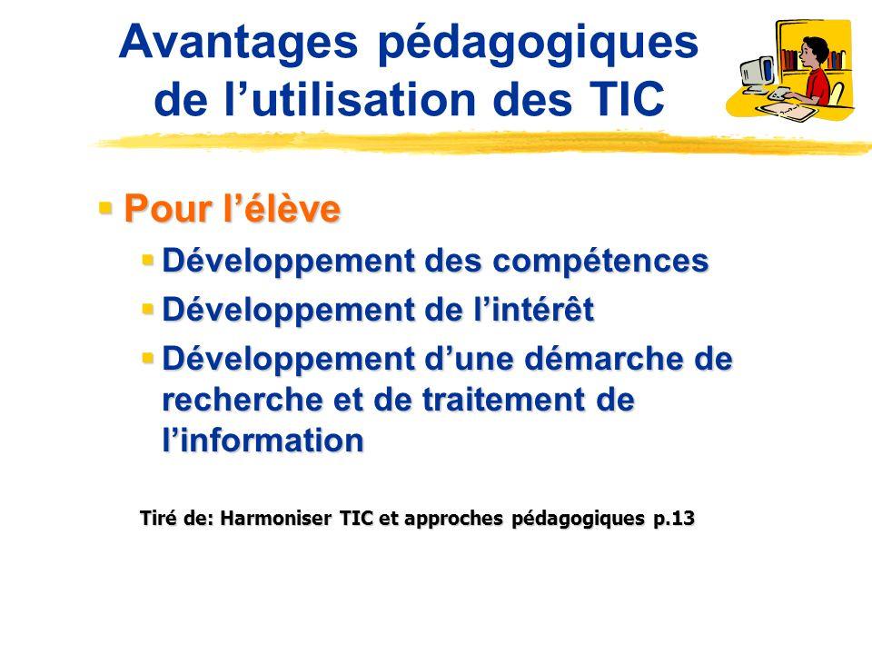 Compétence dordre méthodologique 6 Sens de la compétence Sens de la compétence Exploiter les technologies de linformation et de la communication Explo
