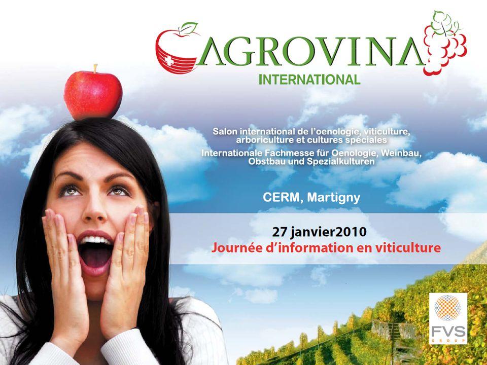 Département fédéral de l économie DFE Station de recherche Agroscope Changins-Wädenswil ACW 27 janvier 2010 Mycorhizes de la vigne Quels avantages.