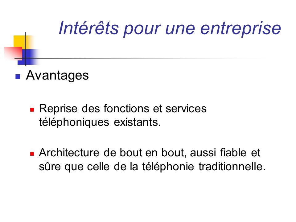 Astérisk Asterisk offre toutes les fonctions d un PBX – conférence téléphonique, – répondeurs intéractifs – mise en attente d appels – mails vocaux – musique d attente – génération d enregistrement d appels pour l intégration avec des systèmes de facturation