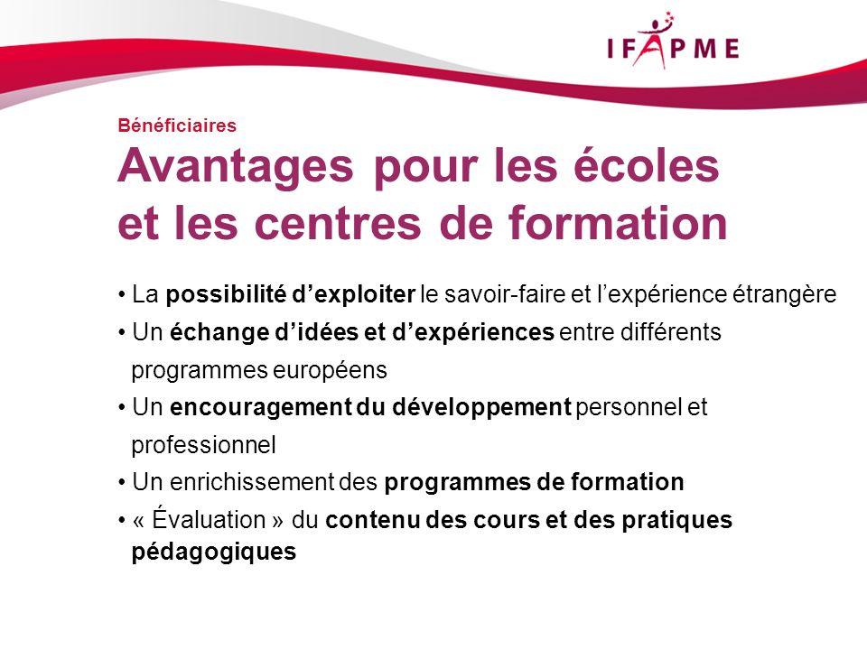 Cest le moment de réussir ensemble www.ifapme.be