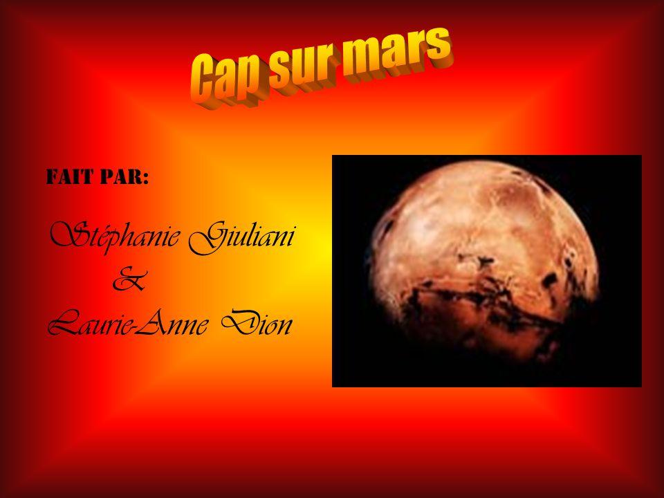 Fait par: Stéphanie Giuliani & Laurie-Anne Dion