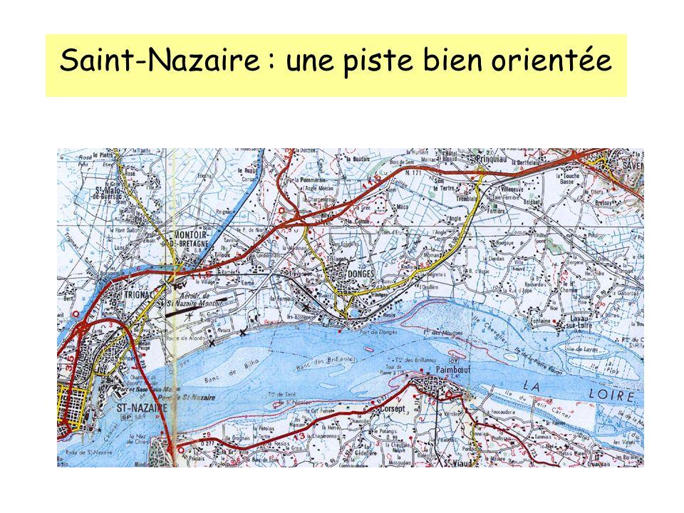 Saint-Nazaire : une piste bien orientée