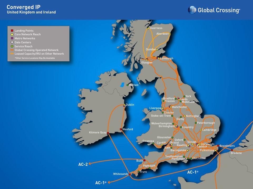 © 2008 Global Crossing - Proprietary 15 Le SIP trunking par Global Crossing Une vraie expérience du SIP Trunking : 1999: Migration du backbone en SIP.