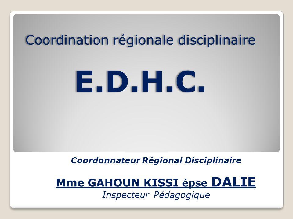 REPUBLIQUE DE COTE D IVOIRE Union-Discipline-Travail ******** ************ MINISTERE DE L EDUCATION NATIONALE ET DE L ENSEIGNEMENT TECHNIQUE ****** DIRECTION DE LA PEDAGOGIE ET DE LA FORMATION CONTINUE