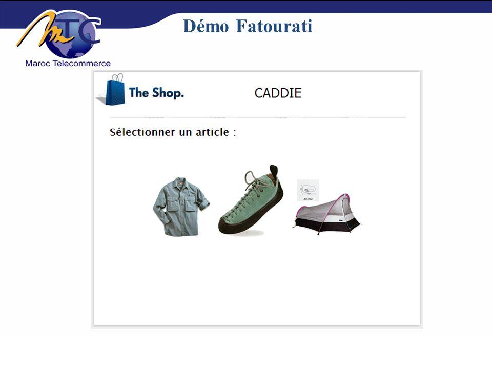 Démo Fatourati