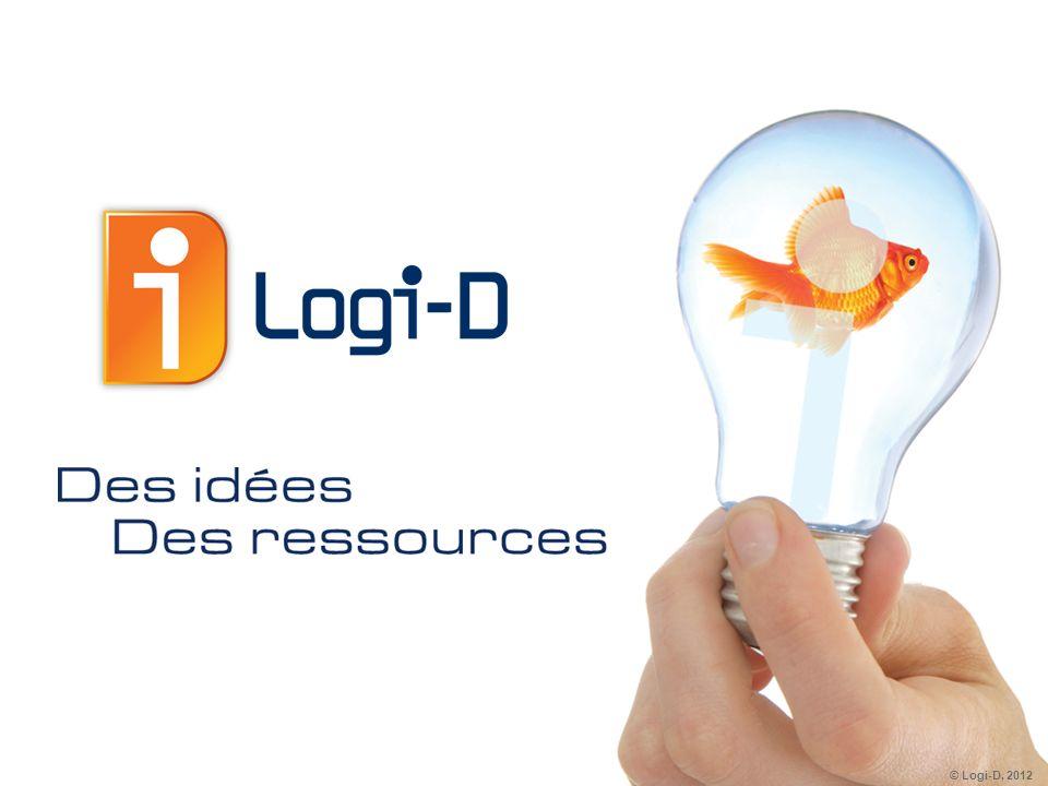 16 -- S OLUTION DE RÉAPPROVISIONNEMENT EN DOUBLE CASIER RFID © Logi-D, 2012
