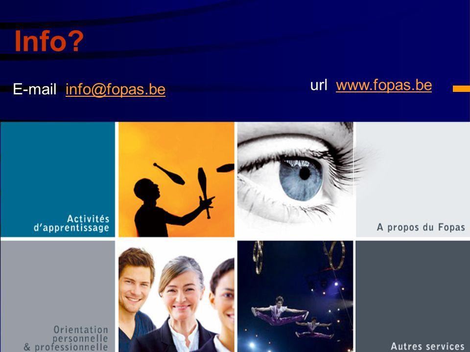 Info E-mail info@fopas.beinfo@fopas.be url www.fopas.bewww.fopas.be