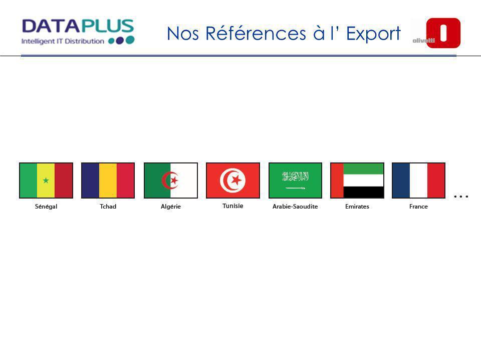 Nos Références à l Export