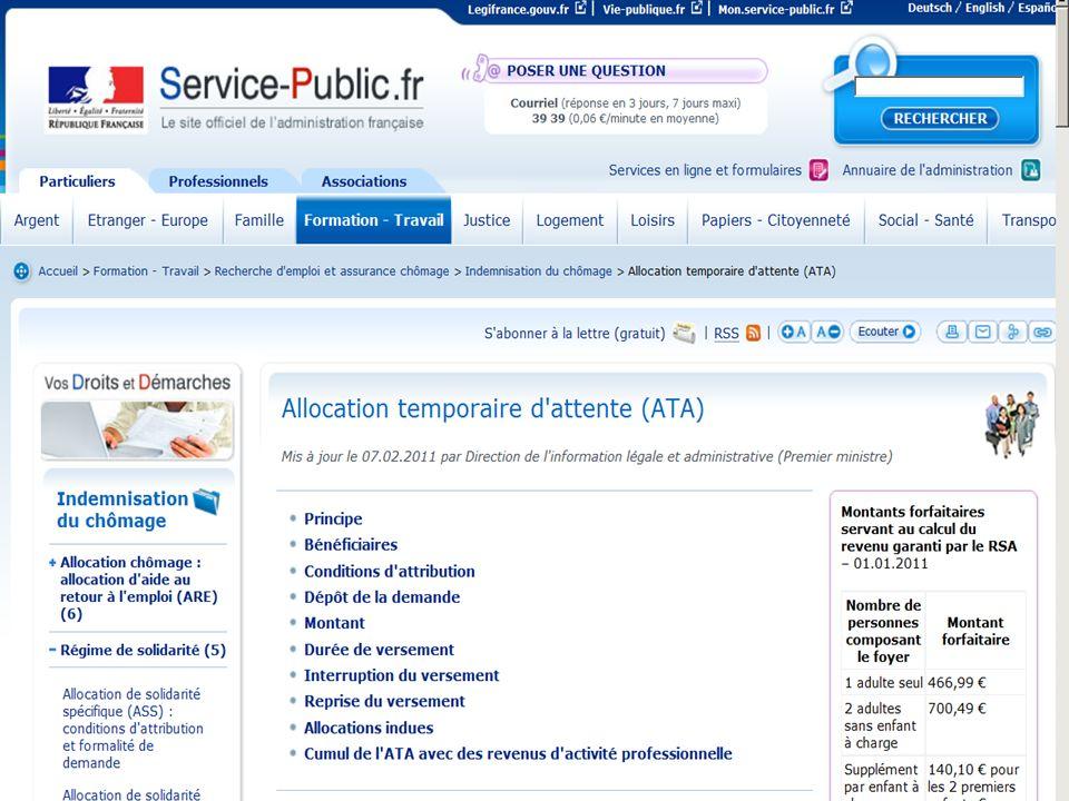 Voici le lien : http://vosdroits.service-public.fr/F16118.xhtml Vous pouvez vérifier ! Vous trouverez ceci à ladresse ci-dessus :