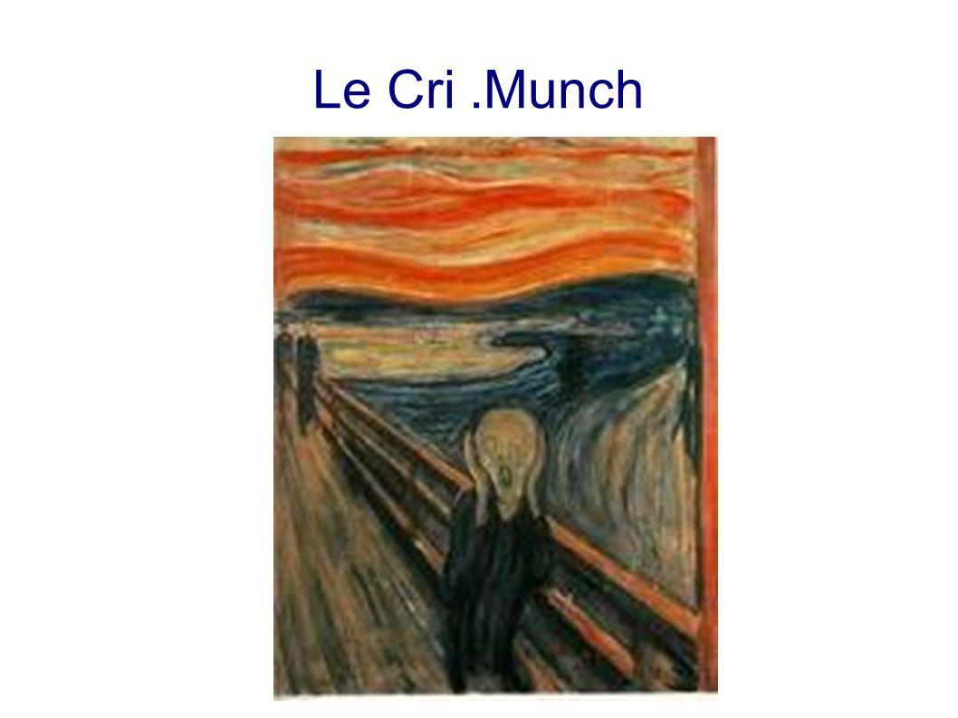 Le Cri.Munch