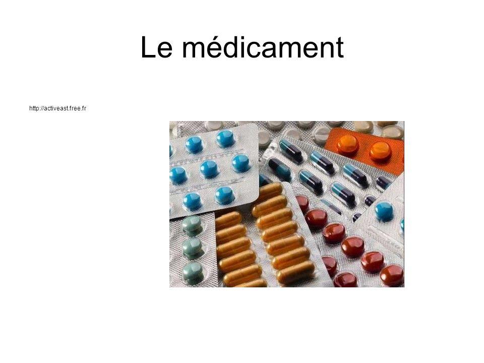 Le médicament http://activeast.free.fr