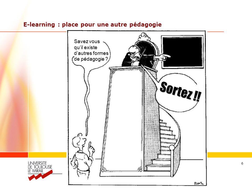 Séraphin ALAVA – alava@wanadoo.fr 17 favoriser Le travail de groupe Le dispositif e-learning proposé… Proposer des documents pertinents Concevoir des situations problèmes