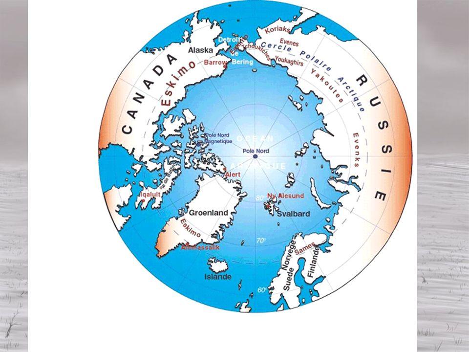 Le terme « Esquimau » Il était utilisé par les Indiens Algonquins, qui nétaient pas en bons termes avec les Inuit.
