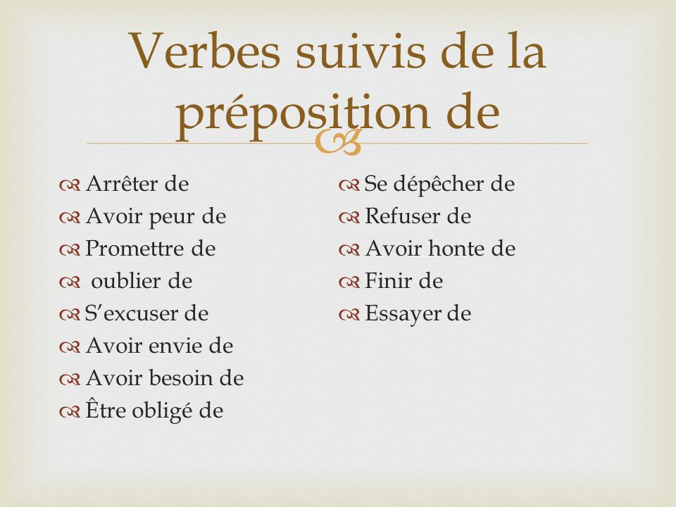 conjugations of essayer Search over 10,000 english and spanish verb conjugations conjugate verbs in tenses including preterite, imperfect, future, conditional, subjunctive, irregular, and more enter the infinitive or conjugated form of the verb above to get started.