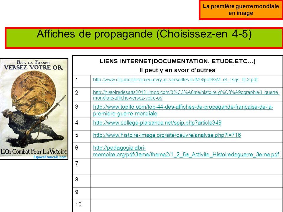 La première guerre mondiale en image Les Sentiers de la Gloire LIENS INTERNET(DOCUMENTATION, ETUDE,ETC…) 1http://www2.cndp.fr/TICE/teledoc/dossiers/dossier_sentiers.htm 2 http://www.clg-galaberte-sthippolytedufort.ac- montpellier.fr/IMG/pdf_Analyse_du_film_les_sentiers_de_la_gloire-corrige.pdf 3 http://pedagogie.abri- memoire.org/pdf/premiere/theme5/2_2_5a_Activite_Histoiredeguerre_1ere.pdf 4 http://www.google.fr/url?sa=t&rct=j&q=&esrc=s&source=web&cd=4&ved=0CEUQFjAD&ur l=http%3A%2F%2Fwww.lamediatheque.be%2Fext%2Fthematiques%2Ffilms_a_la_fiche %2FFichePDF%2FVS1658.pdf&ei=jxB8UubmEofQ7Aa- wYHQCA&usg=AFQjCNHQGcwSRpNE-VKDtyN4NE7DdD58ZA 5 6 7 8 9 10