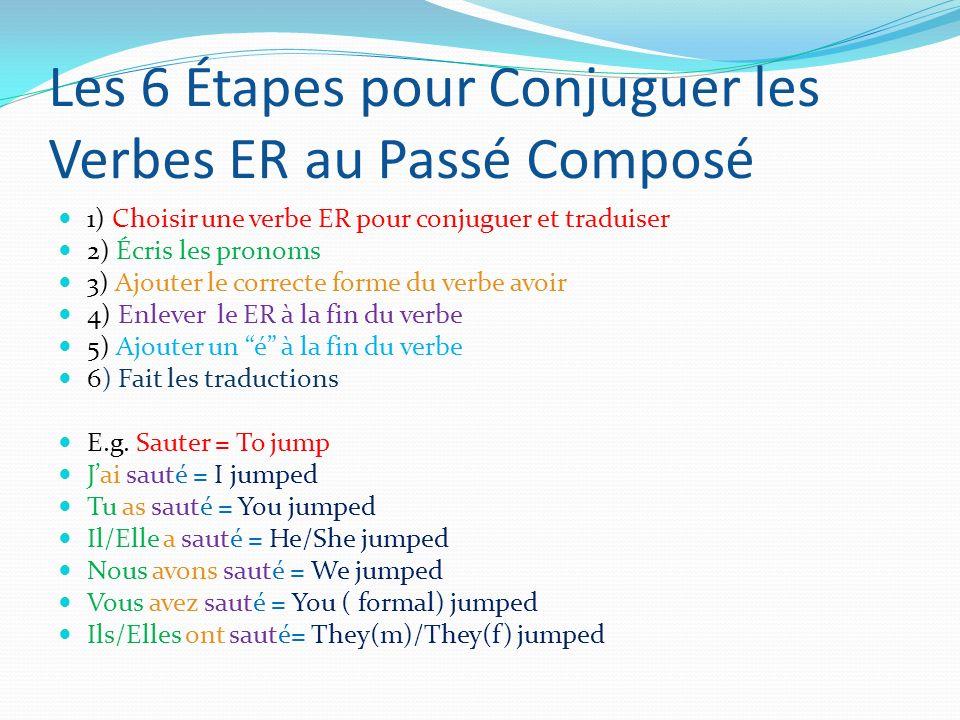 conjugue le verbe essayer au passe compose En raison de limitations techniques, la typographie souhaitable du titre, « conjugaison française du verbe être : le conditionnel conjugaison française du verbe être/le conditionnel », n'a pu être restituée correctement ci-dessus.