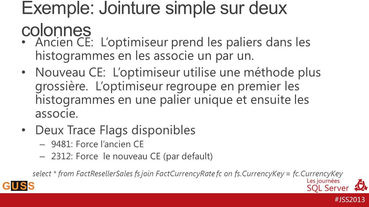 #JSS2013 Ancien CE: Loptimiseur prend les paliers dans les histogrammes en les associe un par un.