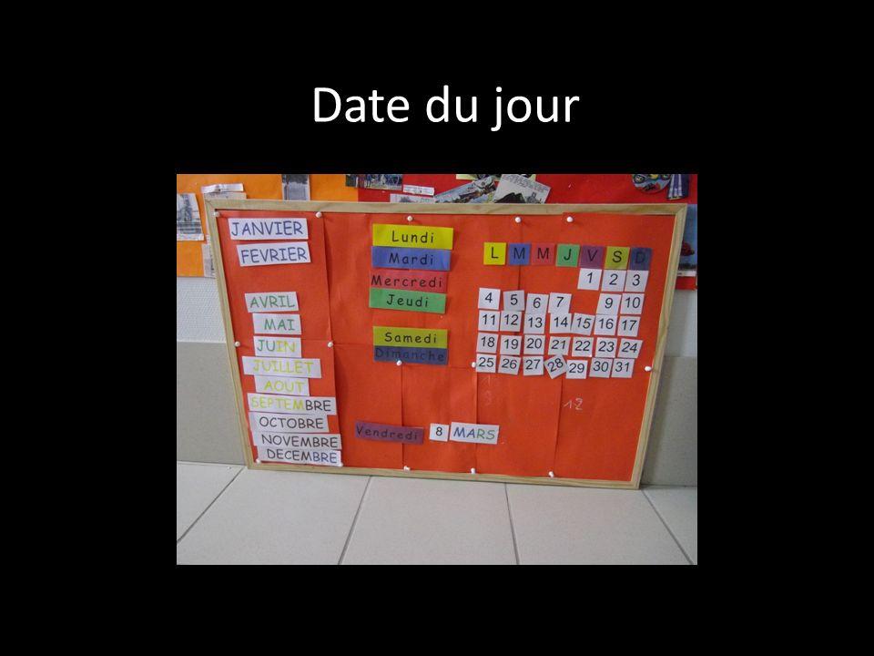 Date du jour