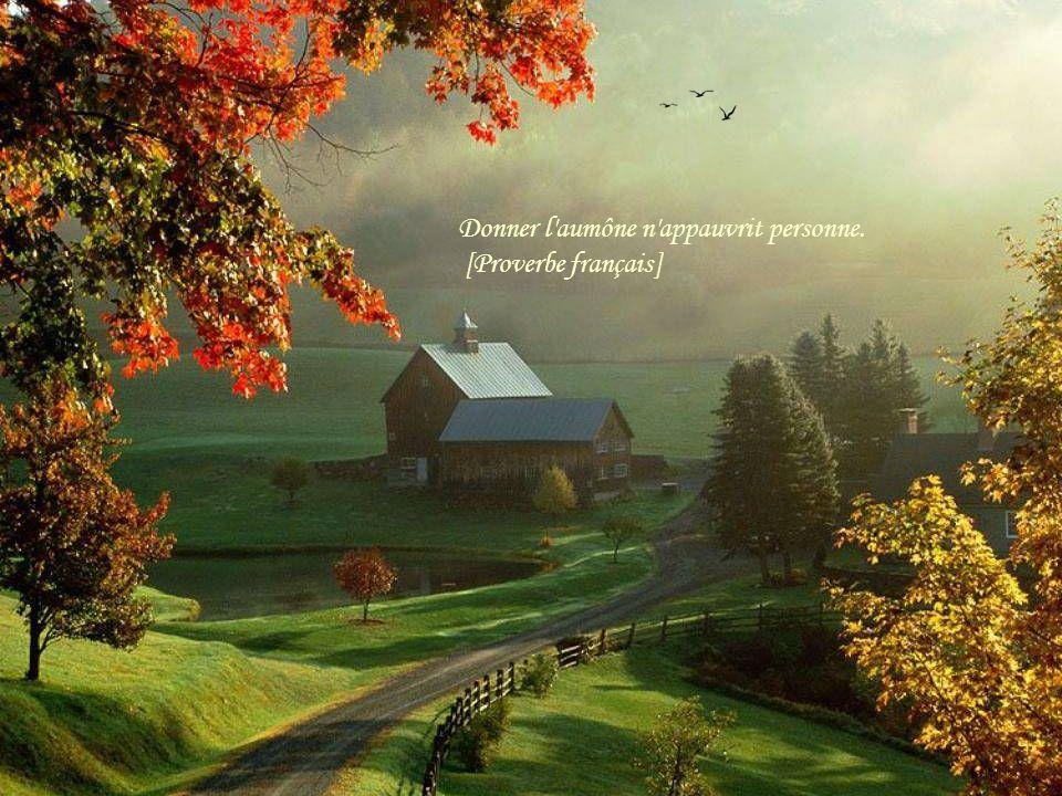 La générosité, c est toujours le sacrifice de soi ; il en est l essence. [Henry de Montherlant]