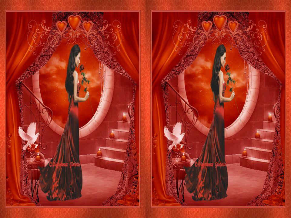 Je monte te rejoindre Une rose dans la main Jai envie de tétreindre Jusquau petit matin.