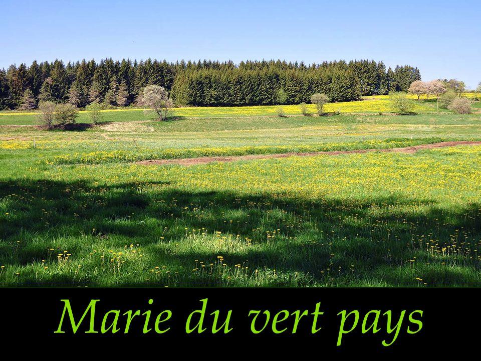 Marie du vert pays