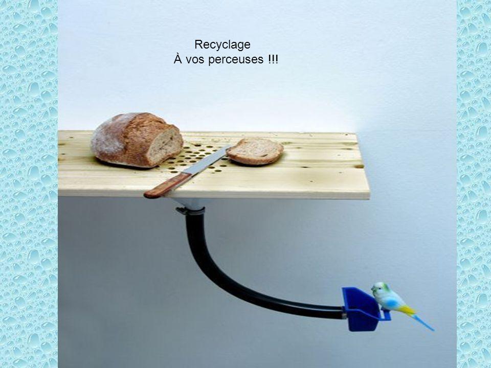 Diaporama PPS réalisé pour http://www.diaporamas-a-la-con.com http://www.diaporamas-a-la-con.com Recyclage À vos perceuses !!!