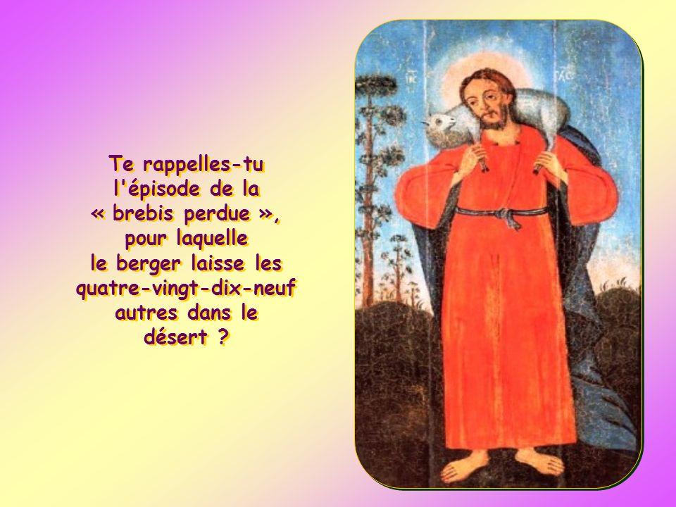Elle conclut un chapitre entier de l'Évangile de Luc dans lequel Jésus raconte deux autres paraboles illustrant le même thème.
