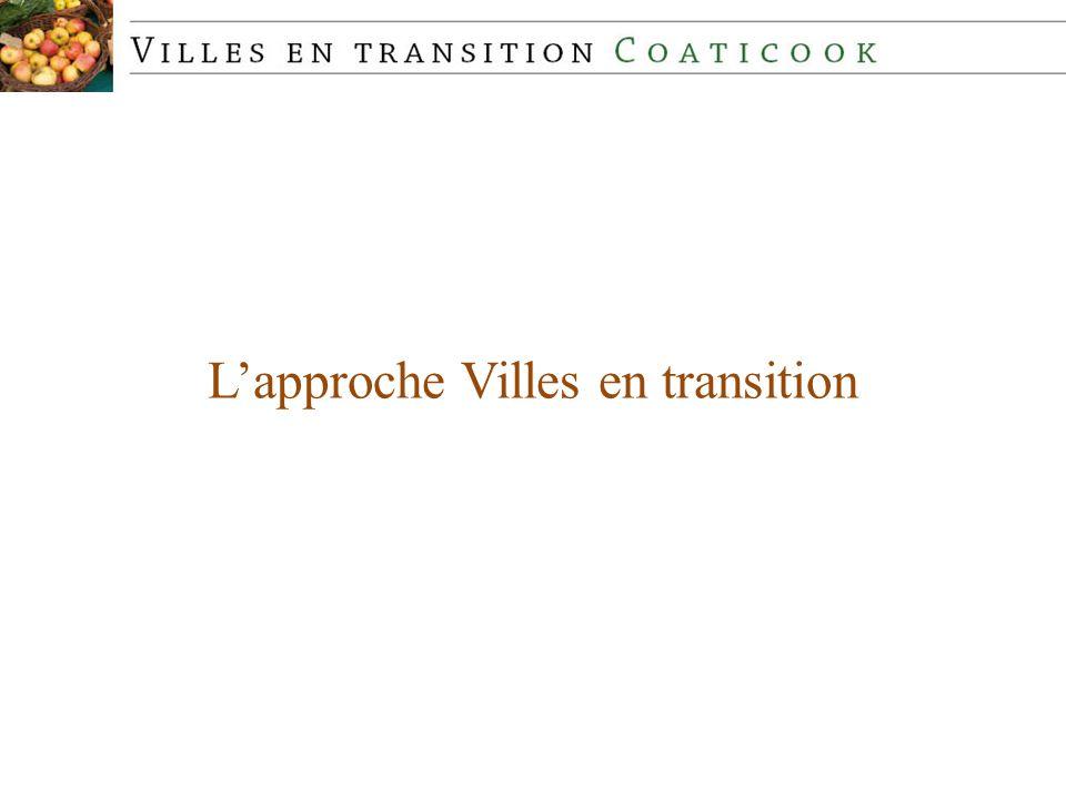 Lapproche Villes en transition