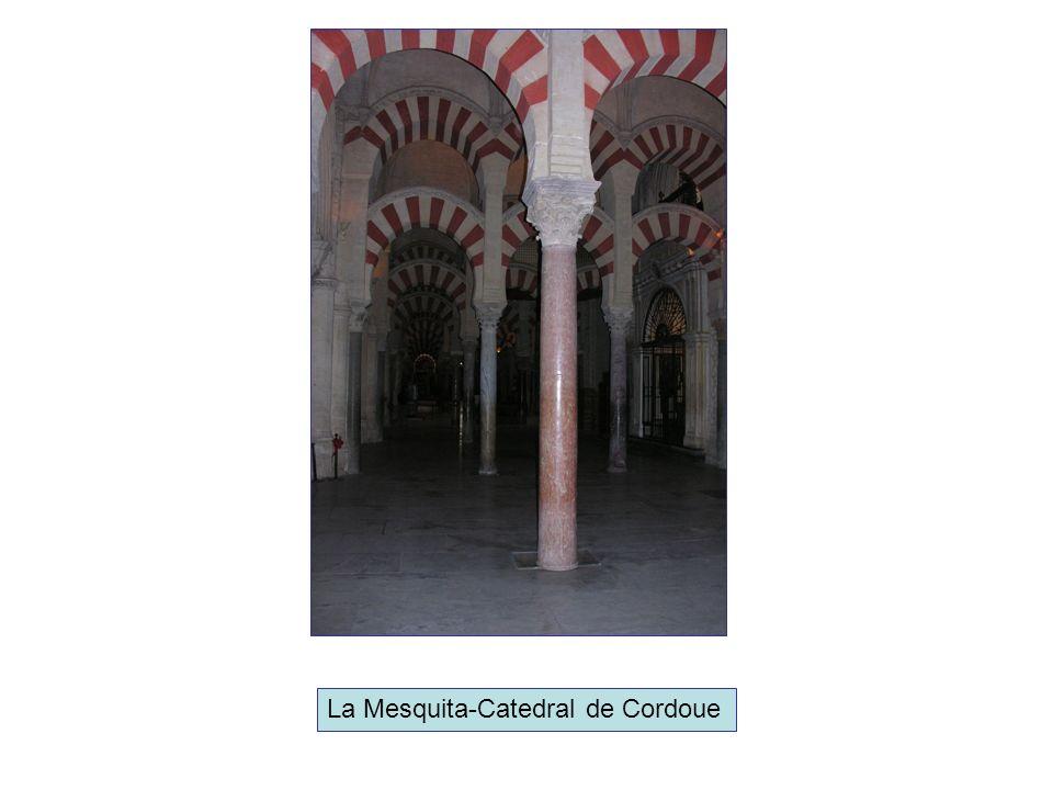 La Mesquita-Catedral de Cordoue