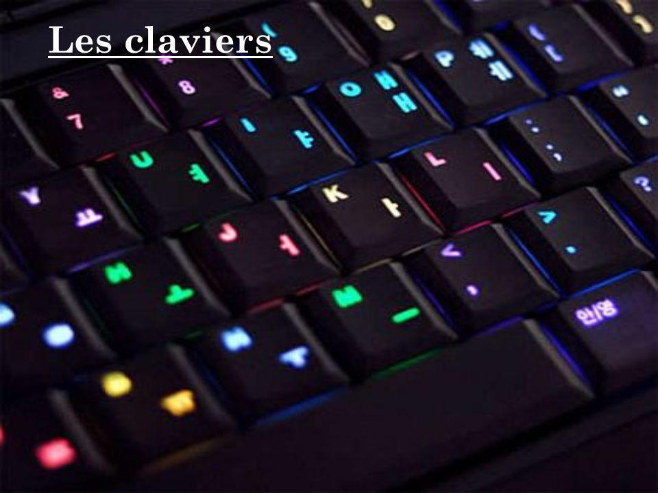 Les claviers