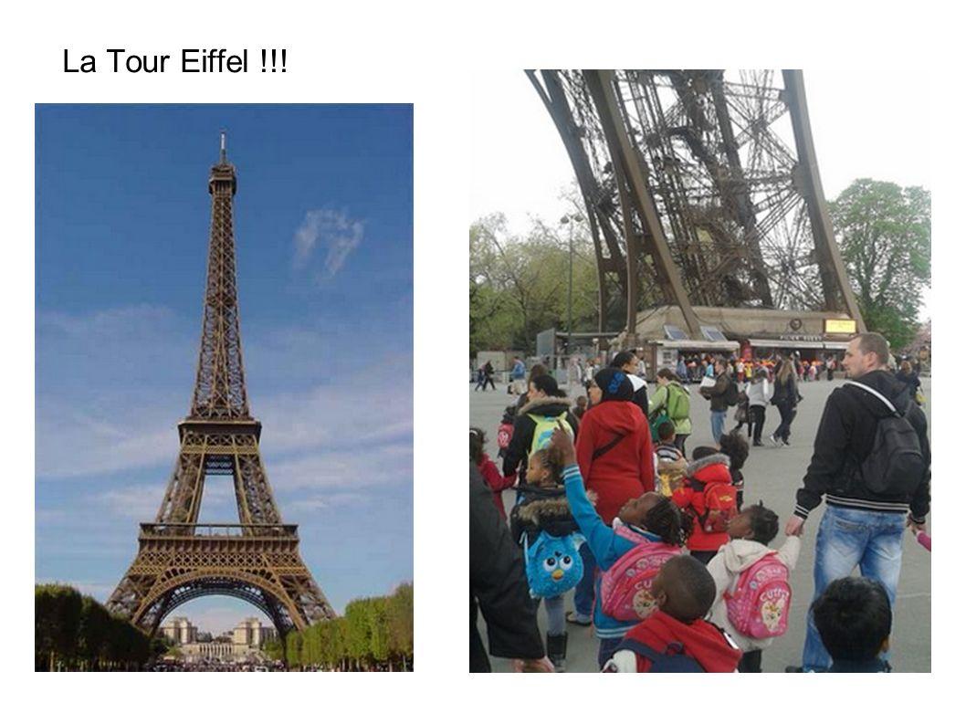 La Tour Eiffel !!!