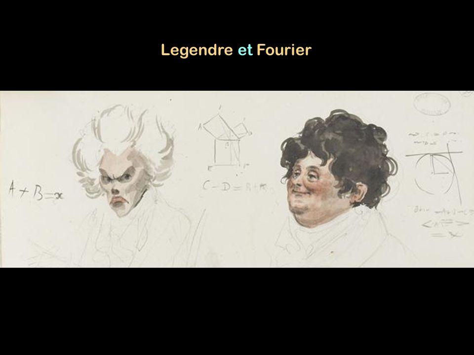 Legendre et Fourier